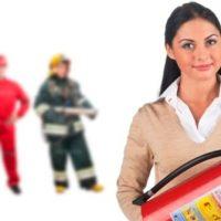Охрана труда и пожарно-технический минимум